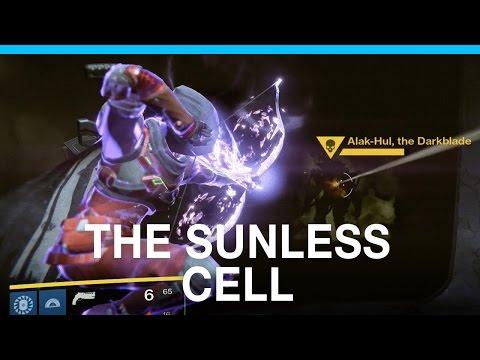 Destiny: The Taken King 'Sunless Cell' Strike gameplay