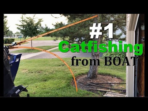 Ugly Stick Catfish Rod Review - The Best Value In Catfishing From A Boat