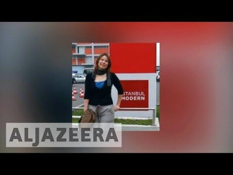 Turkish court sentences Wall Street Journal journalist