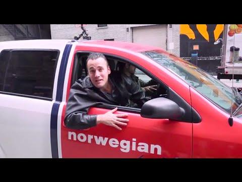 Norwegian Red Cab
