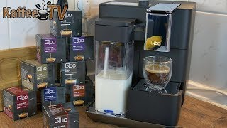 Tchibo QBO You-Rista inkl. Milk-Master im Test: Smarte Kapselmaschine mit WLAN & App-Anbindung
