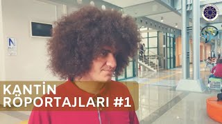 Kantin röportajları #1 - Yıldız Teknik Üniversitesi YDYO