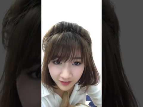 Nguyễn Hoàng Kiều Trinh live stream chia sẻ cùng mọi người