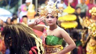 Tari Putri & Leak Bali » Seni Kuda Kepang And Leak Lbm Langen Budoyo Mudo