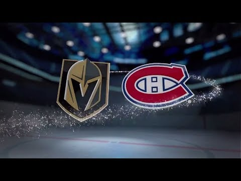 Vegas Golden Knights vs Montreal Canadiens - November 07, 2017 | Game Highlights | NHL 2017/18.Обзор