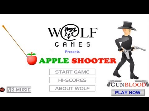 Free Browser Games: Apple Shooter (HD)