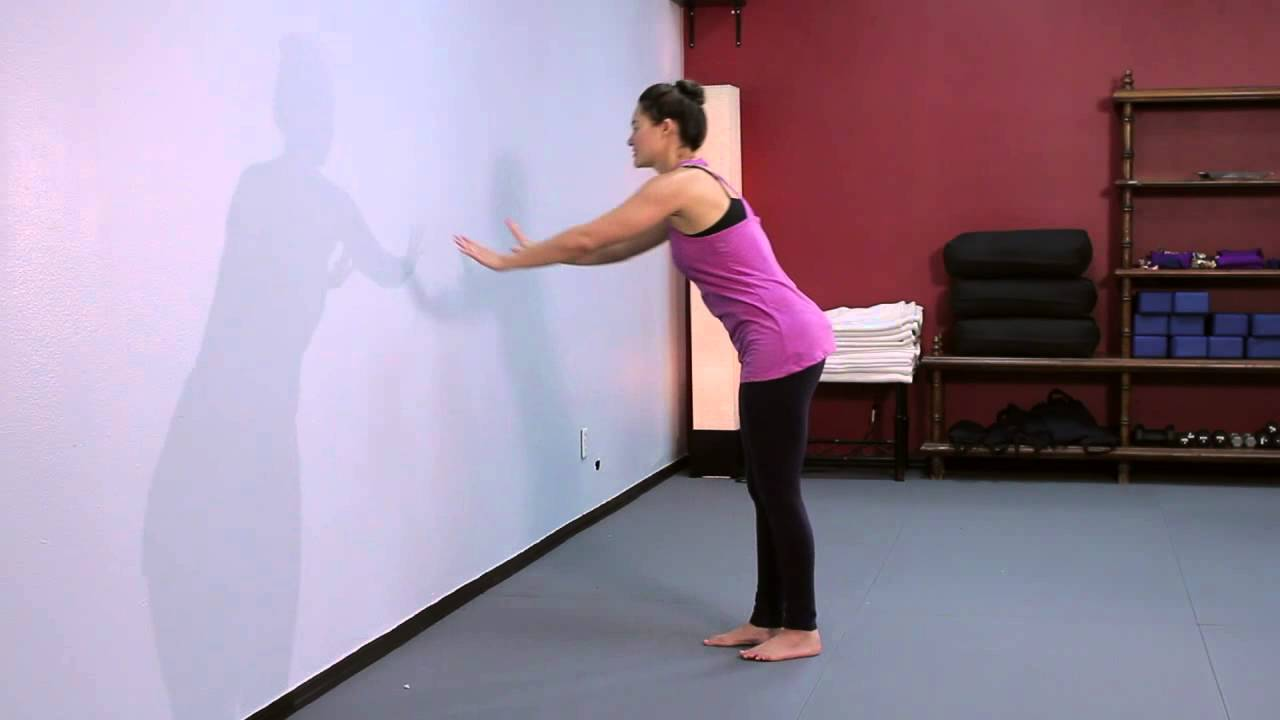 Handstand - the first step to starting a balancing act 90