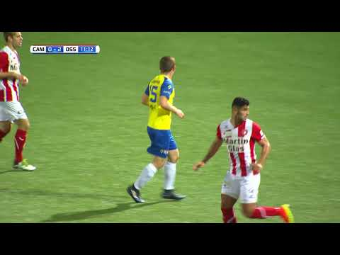 SC Cambuur - FC Oss (13-10-2017)