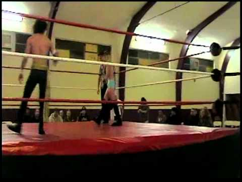 SPW 6 Man Elimination Match