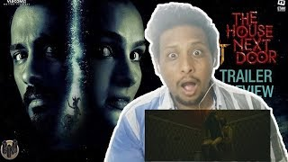 Aval & The House Next Door Tamil-Hindi Official Trailer I NorthIndian Reaction Review I Siddharth