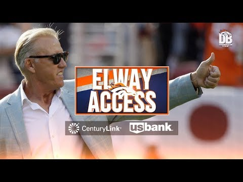Elway Access: 2017 season outlook
