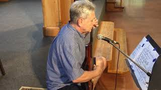 Unitarian Universalist Church of Ft Lauderdale - Jerry Waltz - Dance with My Father Again