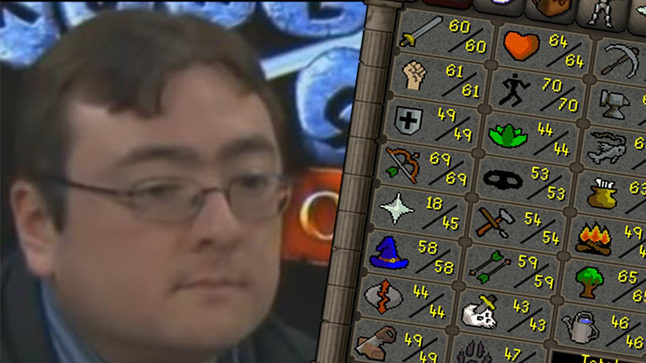 Skilling with Mod Ash