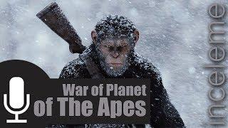 Video Maymunlar Cehennemi: Savaş İNCELEME: Maymunlar İnsan Mıdır? download MP3, 3GP, MP4, WEBM, AVI, FLV Januari 2018
