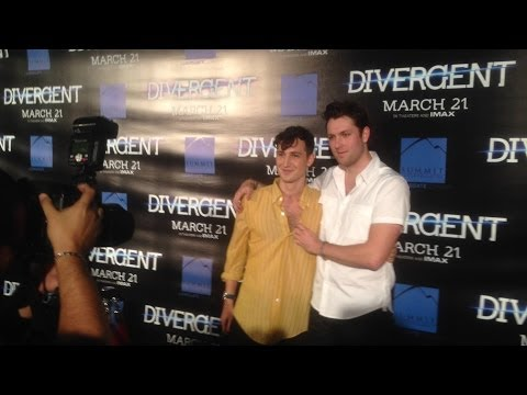 Divergent Tour: Miami FL 3514  Christian Madsen and Ben LlyodHughes