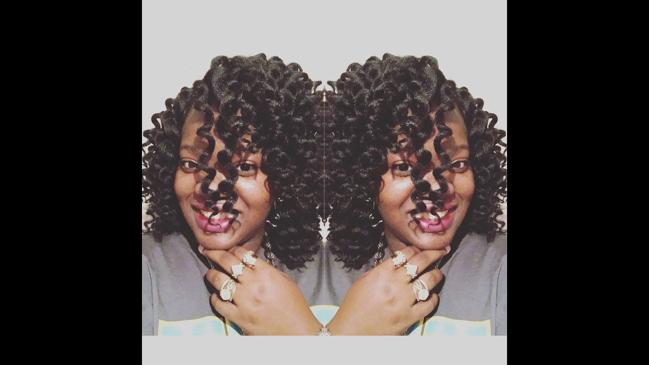 Natural Hairstyle Ringlet Wand Curl Freetress Braid X Wand Curl - Hairstyle ringlets curls