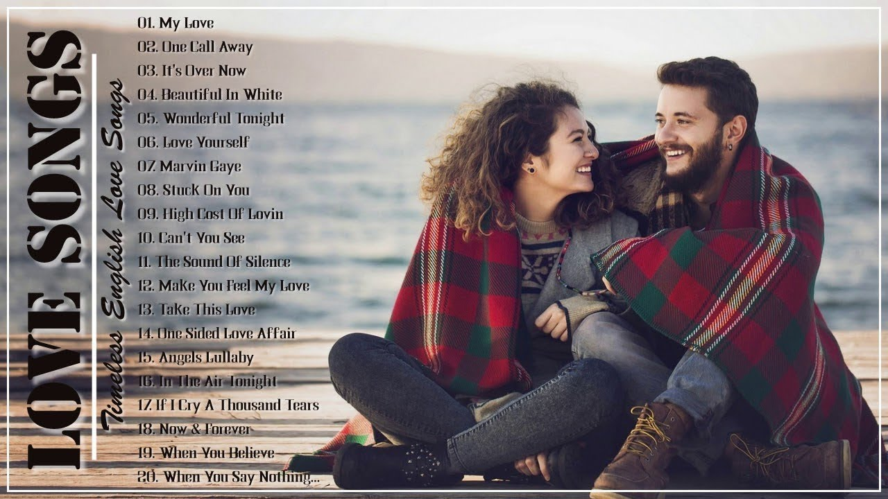 Romantic Love Songs Collection