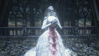 Bloodborne - Yharnam, Pthumerian Queen - 30 SECOND KILL