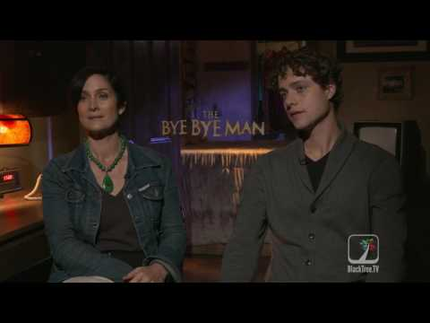 The Bye Bye Man Interview With Carrie Anne Moss and Doug Smith