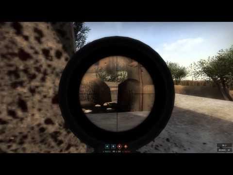 Insurgency: Panj Beta Test - Sniping Gameplay
