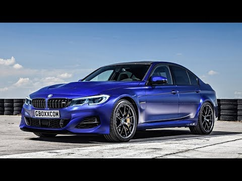 2020 BMW M3 Render Made By Fan