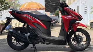 Chi tiết xe máy HONDA VARIO 150cc nhập khẩu Indonesia tại Hà Nội