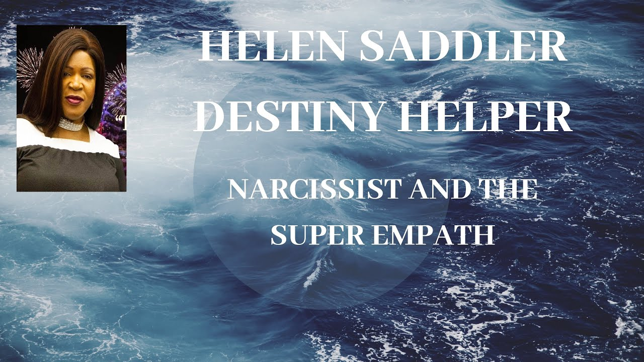 Narcissist and the Super Empath