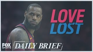 2018 FIFA World Cup™, LeBron James, Carmelo Anthony, Gronk (7.10.18) | FOX SPORTS DAILY BRIEF