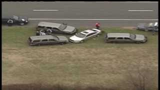 High Speed Chase Through Sussex County, Delaware
