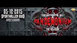 Spitnoise - Pandemonium 2015 Promo Mix