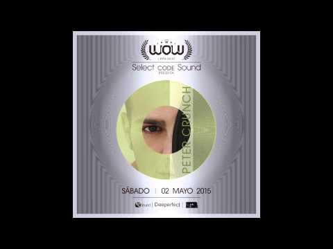 Peter Crunch @ Sala WOW Techno Club ( Granada, Spain ) 02/05/2015