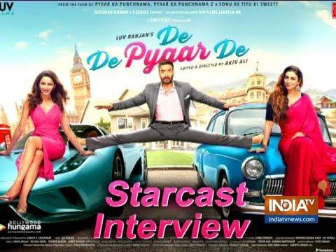 De De Pyaar De: Exclusive Interview with Ajay Devgn,Tabu and Rakul Preet Mp3