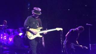 front row springsteen purple rain barclays center april 23 2016