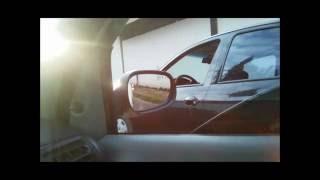 O momento certo de alinhar o carro na baliza