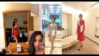 Miss International 2018: Thời trang của Nguyễn Thúc Thùy Tiên style công chúa đến quyến rũ gợi cảm