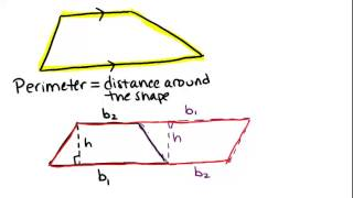 Area And Perimeter Zoids Lesson Geometry Concepts