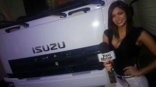 Nuevos Camiones Isuzu de 3 y 10 toneladas