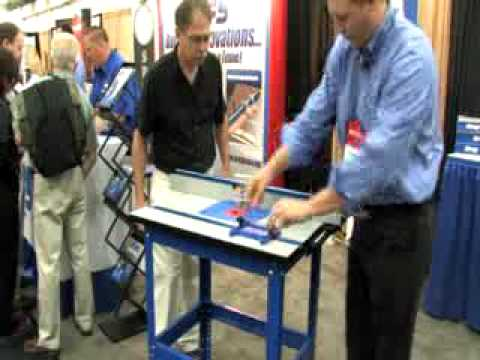 Kreg precision benchtop router table presented by woodcraft youtube greentooth Images