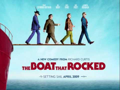 "The Boat That Rocked Soundtrack , The Kinks ""All Day And All Of The Night"""