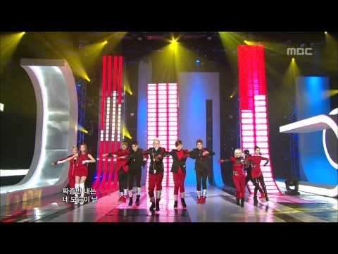 Coed School - Too late, 남녀공학 - 투 레이트, Music Core 20101009