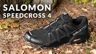 Running Shoe Overview: Salomon Speedcross 4
