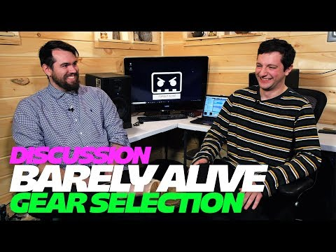 GEAR SELECTION with Barely Alive