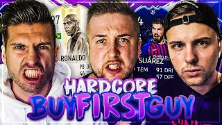 FIFA 19: UCL PREMIUM UPGRADE Hardcore Buy First Guy VS Gamerbrother 😱🔥