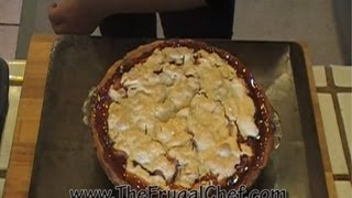 How To Make A Strawberry Rhubarb Pie