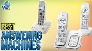 9 Best Answering Machines 2018