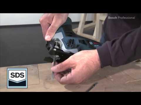 Bosch Decoupeerzaag GST 90 E Professional