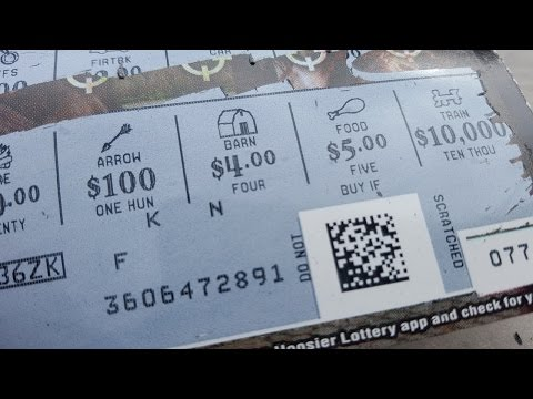 What are lottery scratch off ticket scratch codes? - YouTube