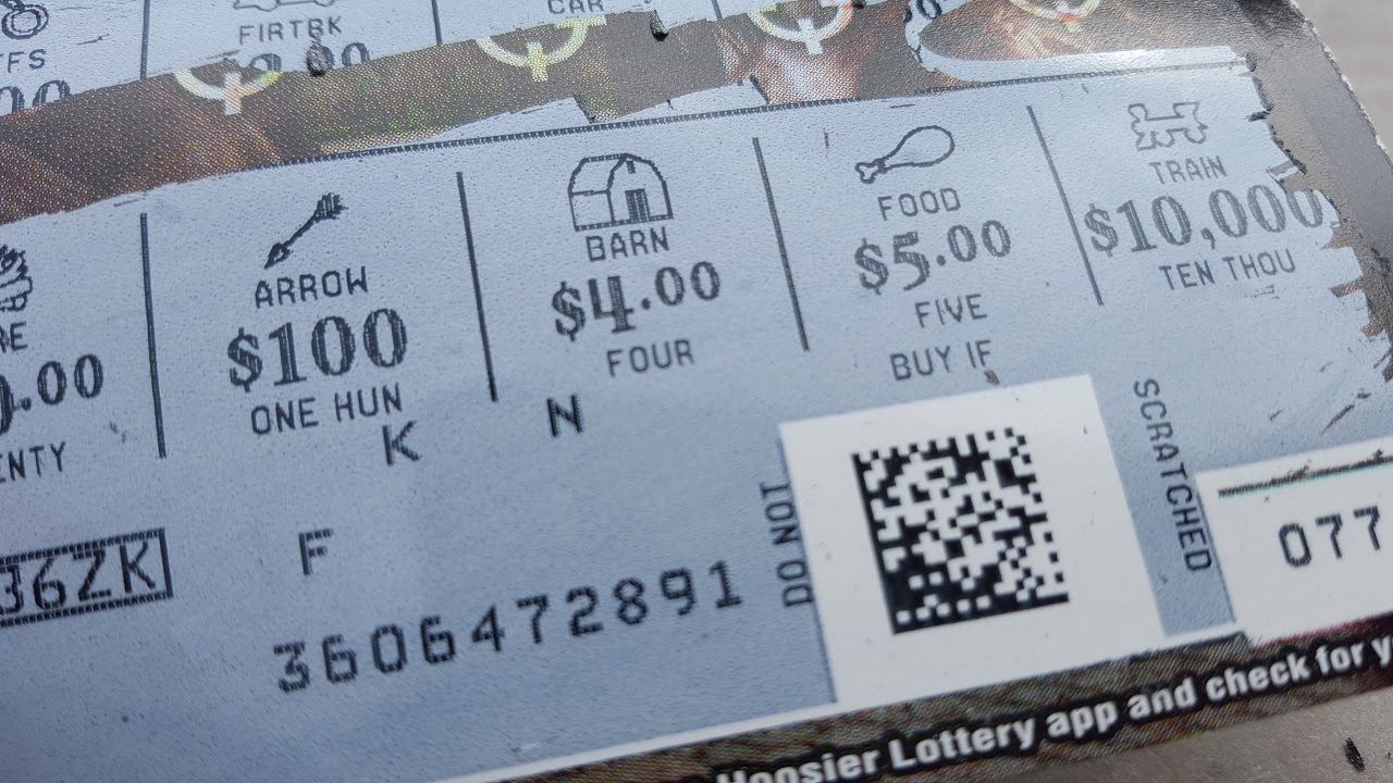 What are lottery scratch off ticket scratch codes?