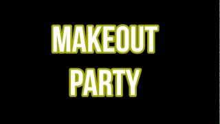 Makeout Party Green Day Lyric Video