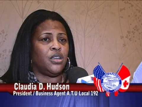 ATU Boot Camp Interview: Claudia Hudson